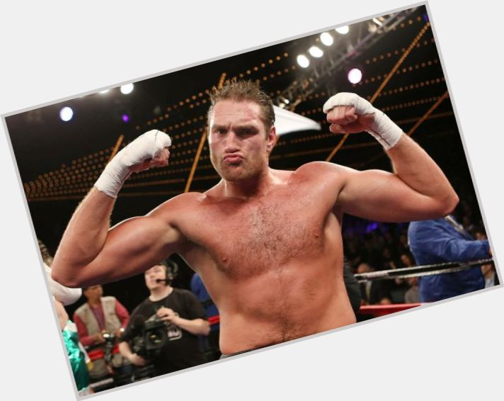 Tyson Fury birthday 2015