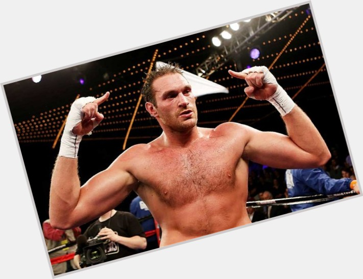Tyson Fury where who 3