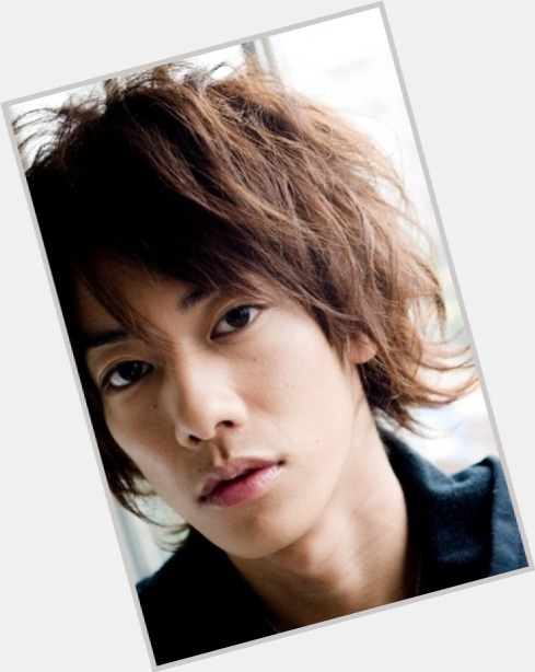 Takeru Sato birthday 2015
