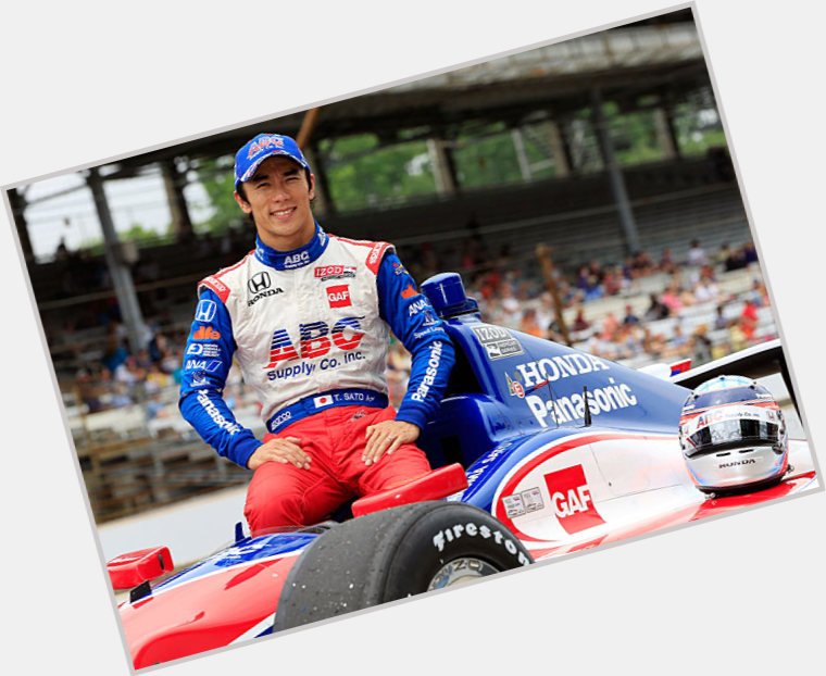 Takuma Sato birthday 2015