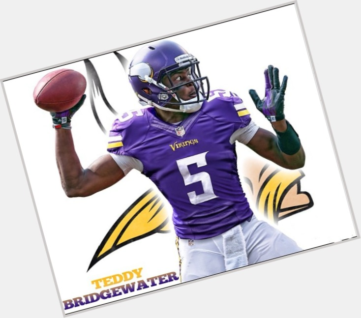 teddy bridgewater vikings 3