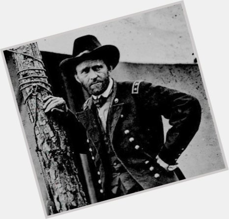 "<a href=""/hot-men/ulysses-s-grant/where-dating-news-photos"">Ulysses S Grant</a> Average body,  dark brown hair & hairstyles"