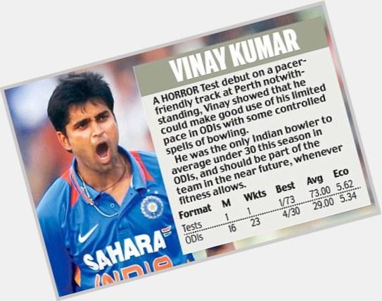 Vinay Kumar hairstyle 3