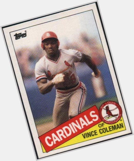 Vince Coleman birthday 2015
