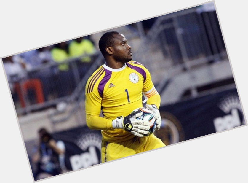 Vincent Enyeama hairstyle 3