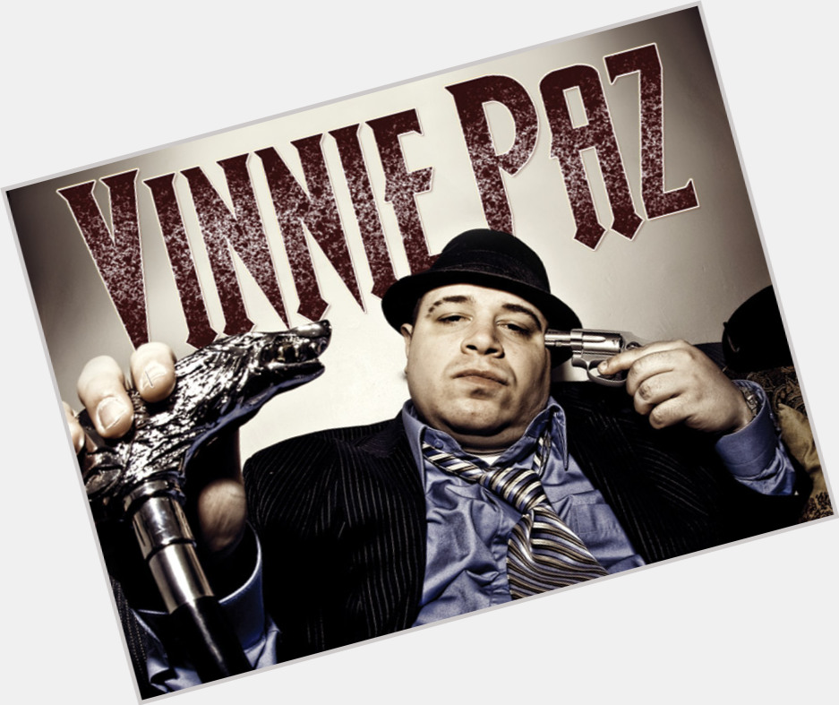 Vinnie Paz birthday 2015