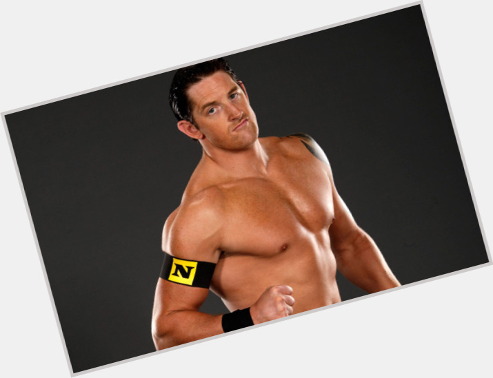 Wade Barrett new pic 1