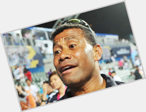 Waisale Serevi hairstyle 3