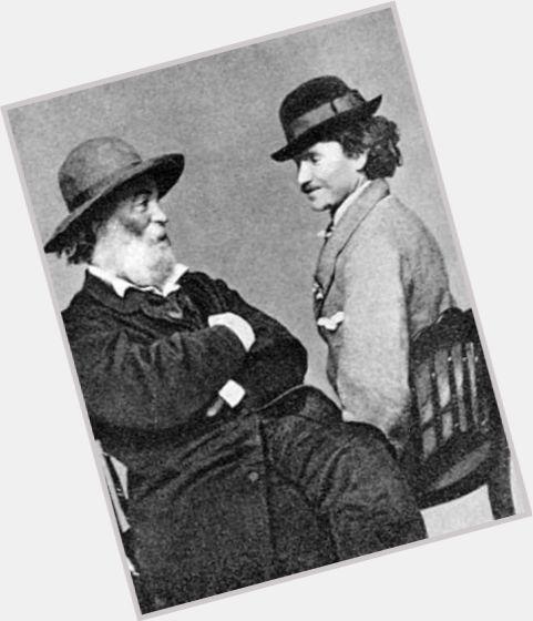 "<a href=""/hot-men/walt-whitman/where-dating-news-photos"">Walt Whitman</a> Average body,  grey hair & hairstyles"