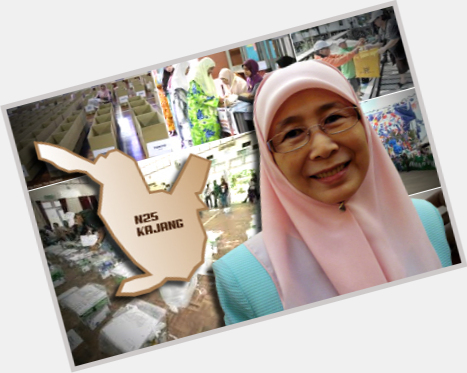 Wan Azizah full body 7