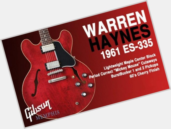 Warren Haynes dating 2