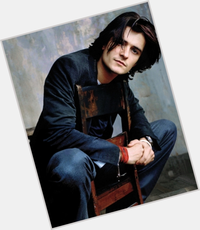 Will Turner dark brown hair & hairstyles Athletic body,