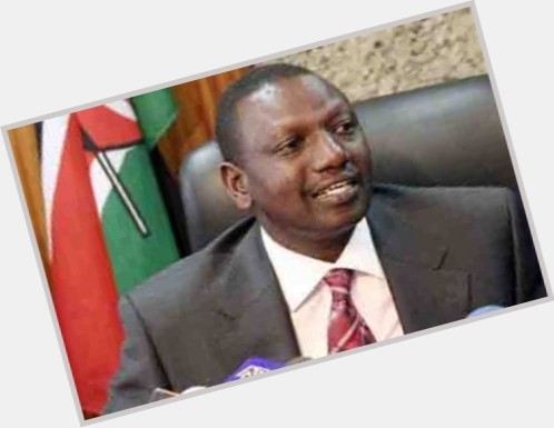 William Ruto birthday 2015