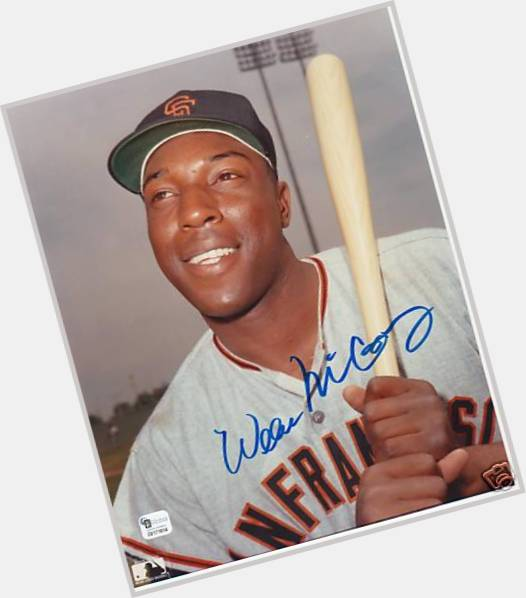 Willie Mccovey dating 2