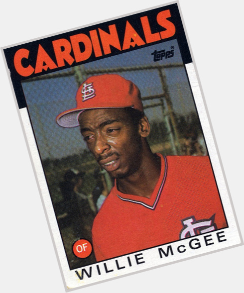 Willie Mcgee birthday 2015