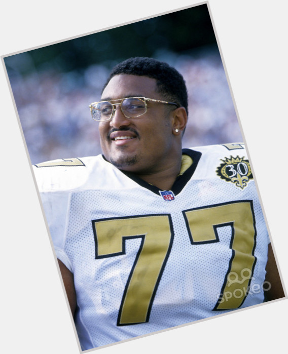 Willie Roaf birthday 2015