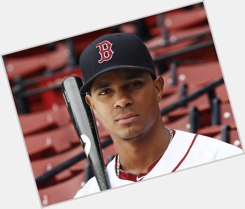 Xander Bogaerts Official Site For Man Crush Monday Mcm