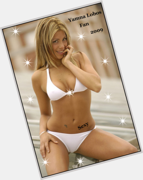 """<a href=""""/hot-women/yamna-lobos/where-dating-news-photos"""">Yamna Lobos</a> Voluptuous body,  dyed blonde hair & hairstyles"""