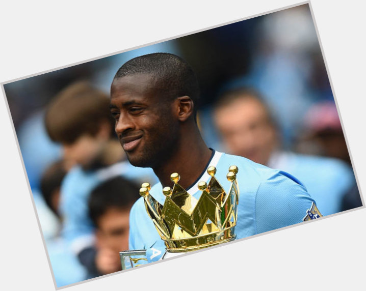 Yaya Toure birthday 2015