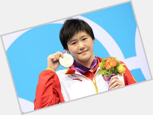Ye Shiwen birthday 2015