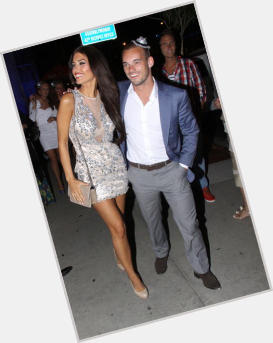 Yolanthe Sneijder-cabau birthday 2015
