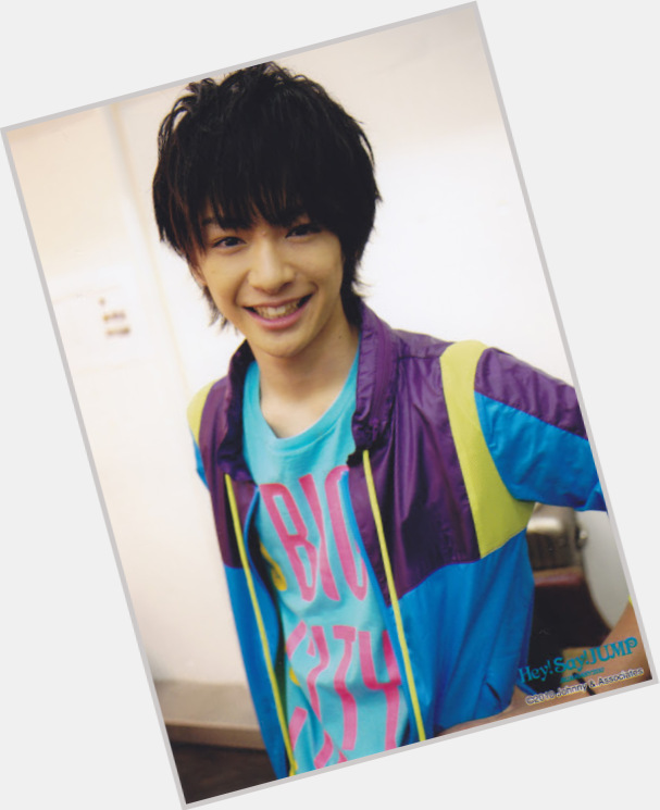 Yuri Chinen birthday 2015