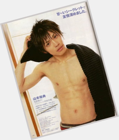 "<a href=""/hot-men/yusuke-yamamoto/where-dating-news-photos"">Yusuke Yamamoto</a> Slim body,  black hair & hairstyles"