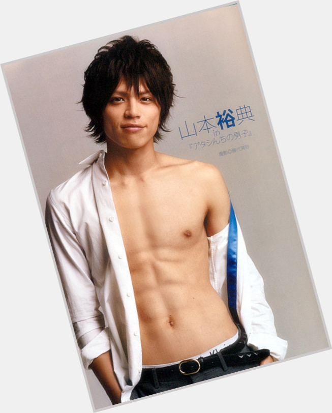 Yusuke Yamamoto exclusive hot pic 9.jpg