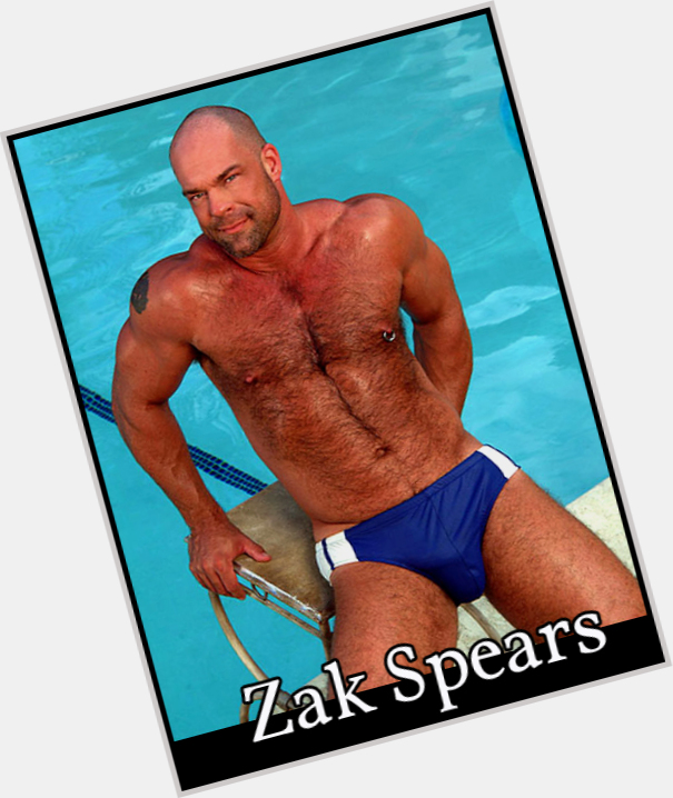 "<a href=""/hot-men/zak-spears/is-he-bi-2014"">Zak Spears</a> Athletic body,  bald hair & hairstyles"