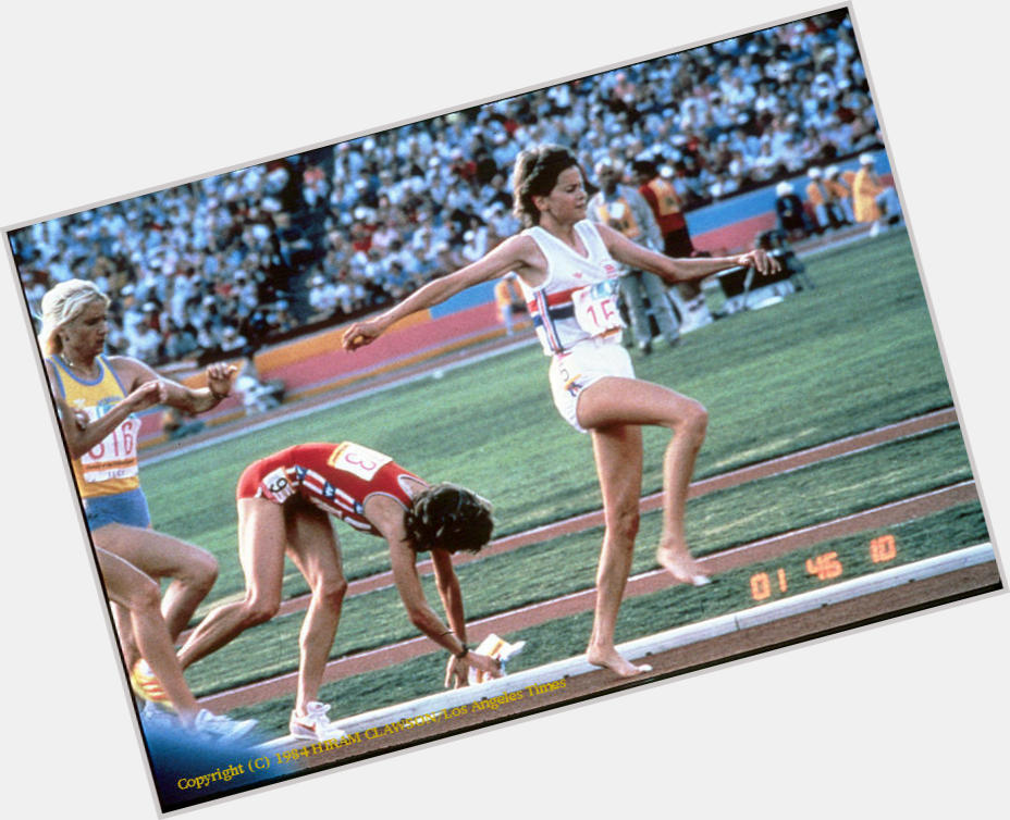 Zola Budd where who 4